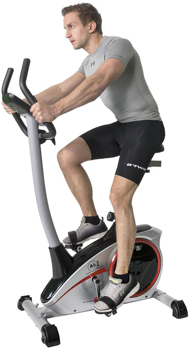 Motionscykel AL2 ** Bäst i Test **