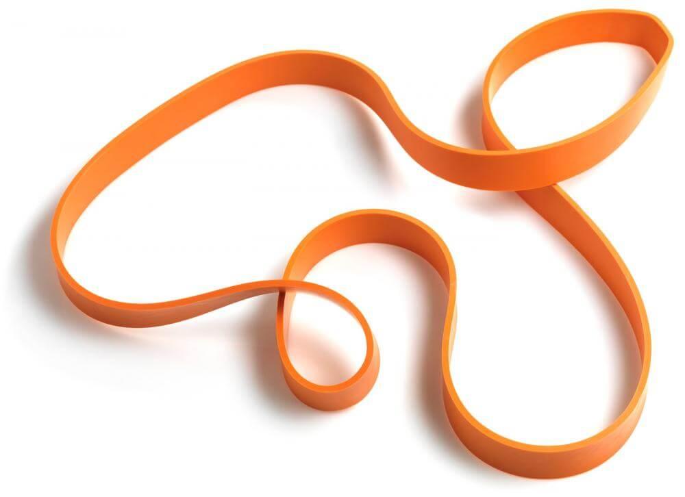 Abilica PowerBand 3 cm orange