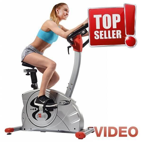 Motioncykel ET6 - * Bäst i test *