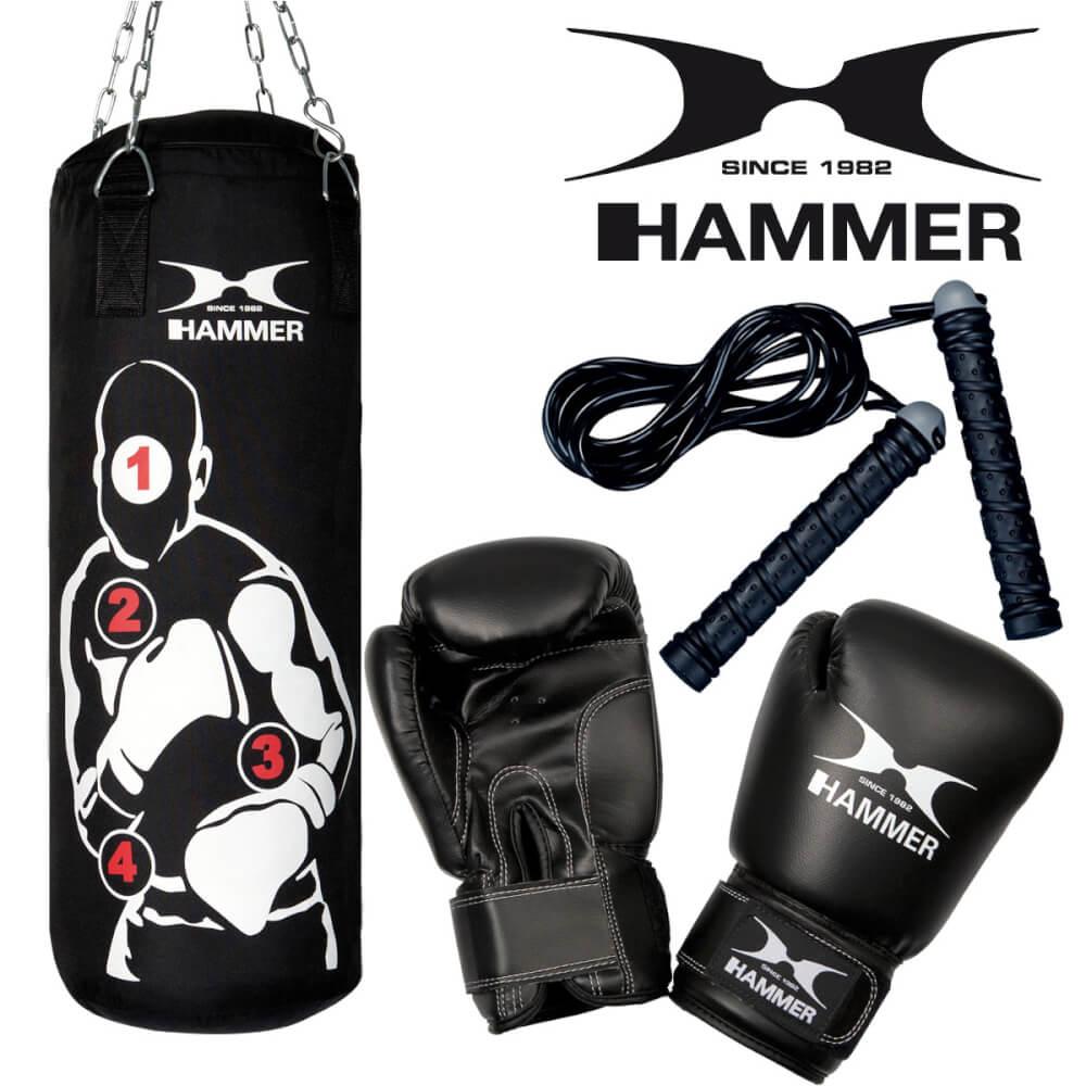 HAMMER BOXING Boxningsset Sparring Pro