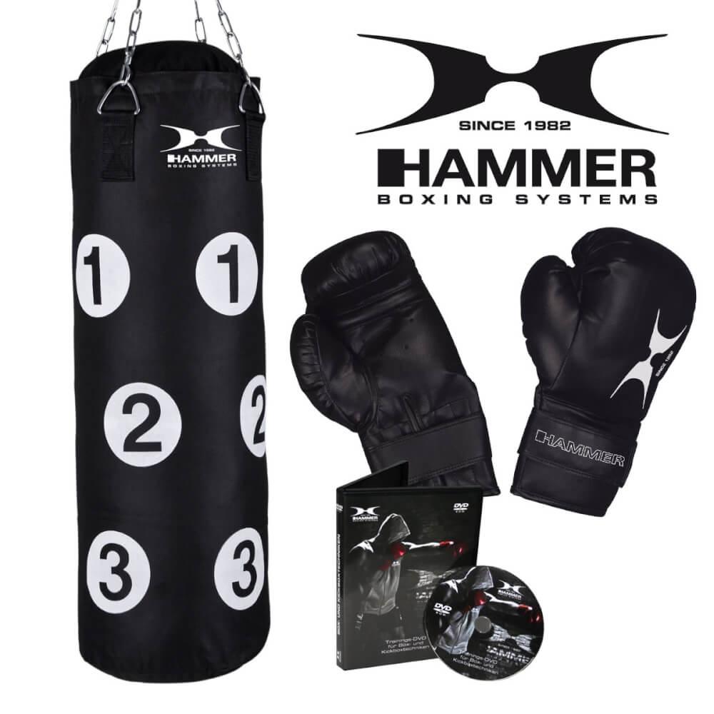 HAMMER BOXING Boxningsset Sparring Fit