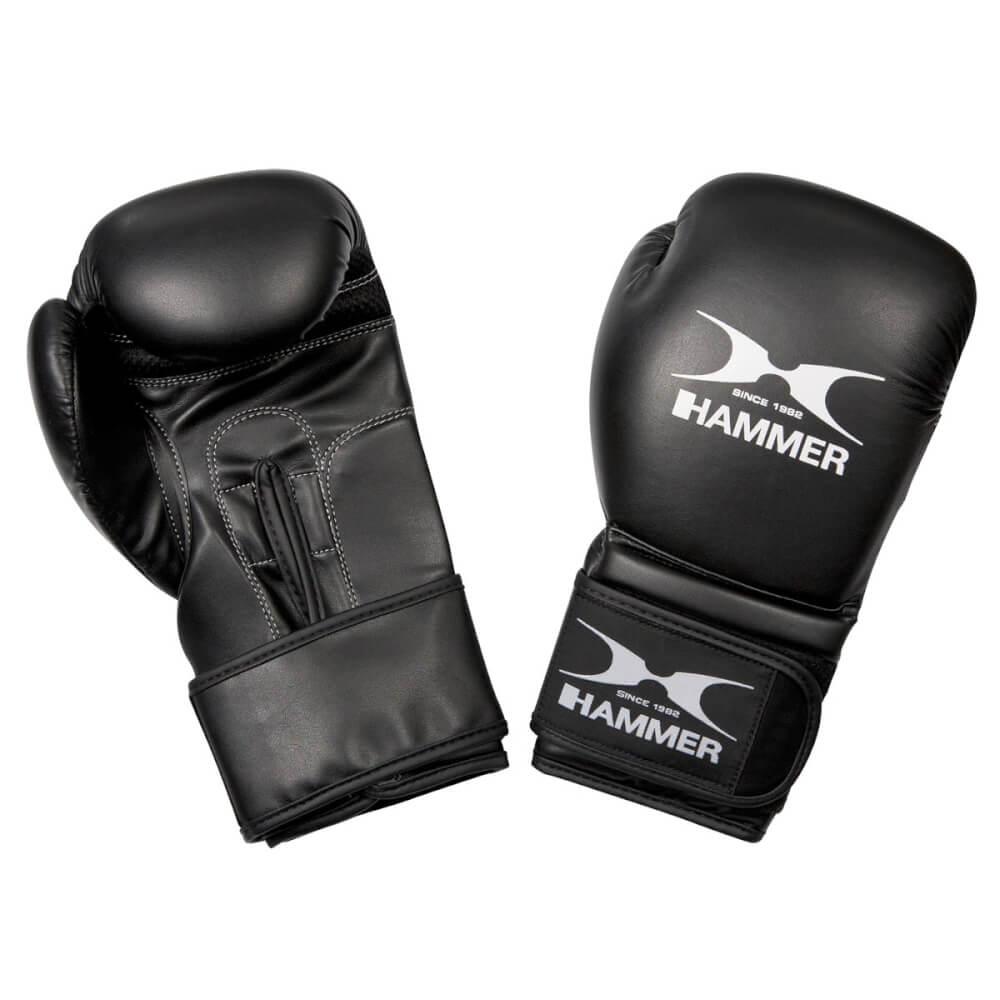 Boxhandske Premium PU