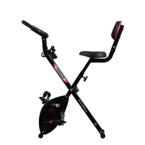 Motionscykel X3 Hopfällbar