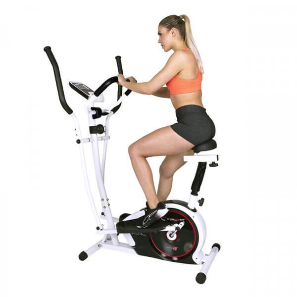 Motionscykel med rörliga handtag CT4