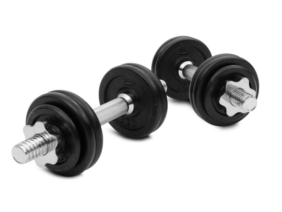 Abilica WeightSet 13 kg Hantelset