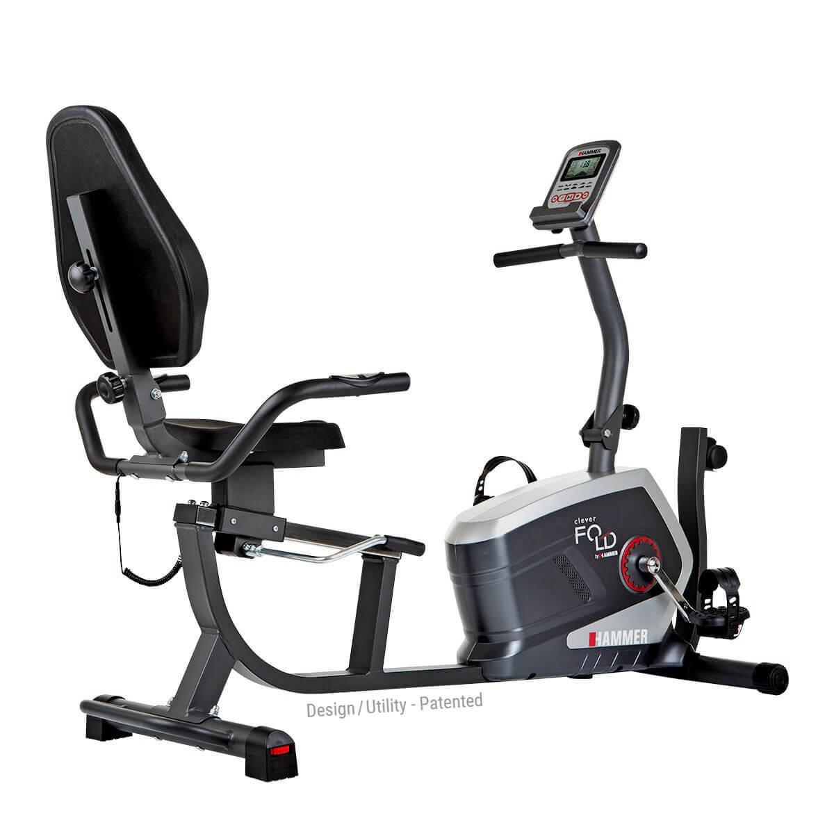 Sittande motionscykel Cleverfold RC5 DEMO